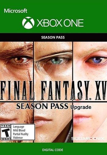 FINAL FANTASY XV Season Pass (DLC) (Xbox One) Xbox Live Key UNITED STATES