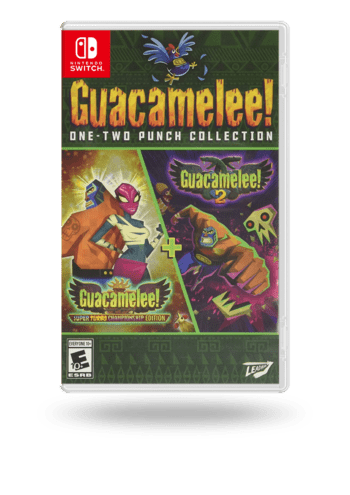 Guacamelee! One-Two Punch Collection Nintendo Switch
