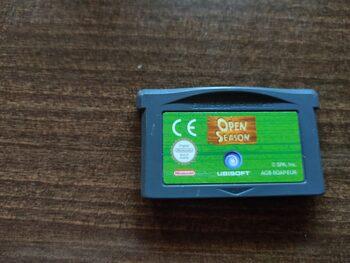 Open Season Game Boy Advance