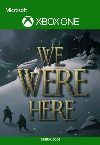 We Were Here (Xbox One) Xbox Live Key EUROPE