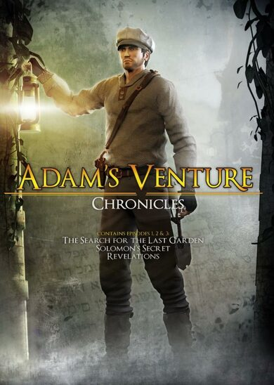 Adam's Venture Chronicles Steam Key GLOBAL