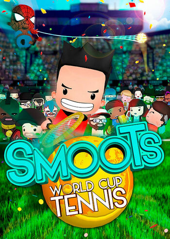 SMOOTS World Cup Tennis Steam Key EUROPE