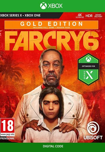 FAR CRY 6 Gold Edition (Xbox One) Xbox Live Key EUROPE