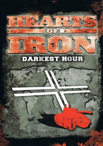 Darkest Hour: A Hearts of Iron Game Steam Key GLOBAL