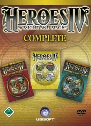 Heroes of Might and Magic IV: Complete Gog.com Key GLOBAL