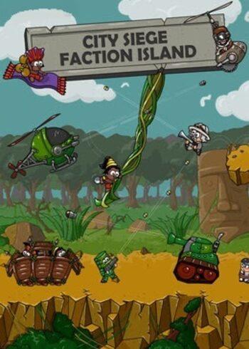 City Siege: Faction Island Steam Key GLOBAL