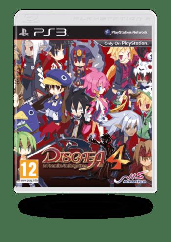 Disgaea 4: A Promise Unforgotten PlayStation 3