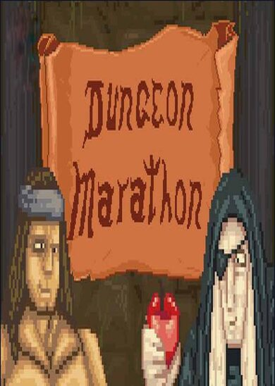 Dungeon Marathon Steam Key GLOBAL