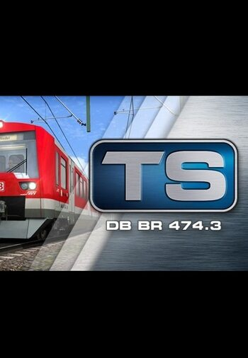 Train Simulator: DB BR 474.3 EMU (DLC) Steam Key GLOBAL