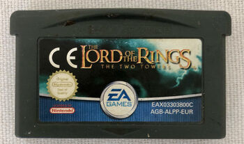 The Lord of the Rings: The Two Towers (El Señor de los Anillos: Las dos Torres) Game Boy Advance