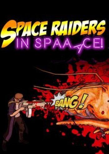 Space Raiders in Space Steam Key GLOBAL