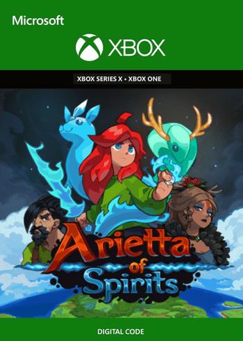 Arietta of Spirits XBOX LIVE Key EUROPE