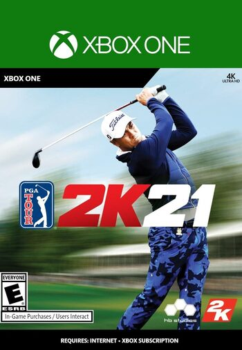 PGA TOUR 2K21 (Xbox One) Xbox Live Key GLOBAL