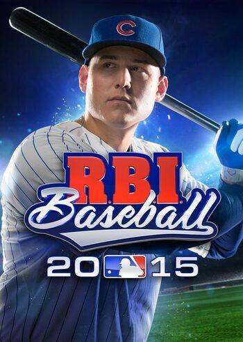 R.B.I. Baseball 15 Steam Key GLOBAL