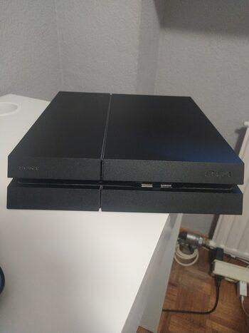 PS4 500GB+Mando+4 juegos