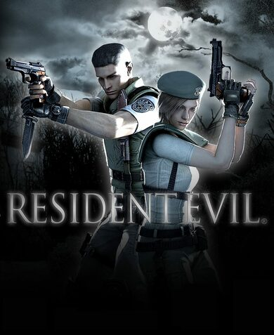 Resident Evil HD Steam Key GLOBAL