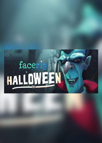 FaceRig - Halloween Avatars 2014 (DLC) (PC) Steam Key GLOBAL