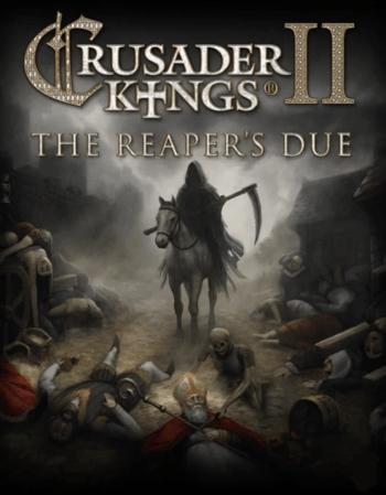 Crusader Kings II - The Reaper's Due (DLC) Steam Key GLOBAL