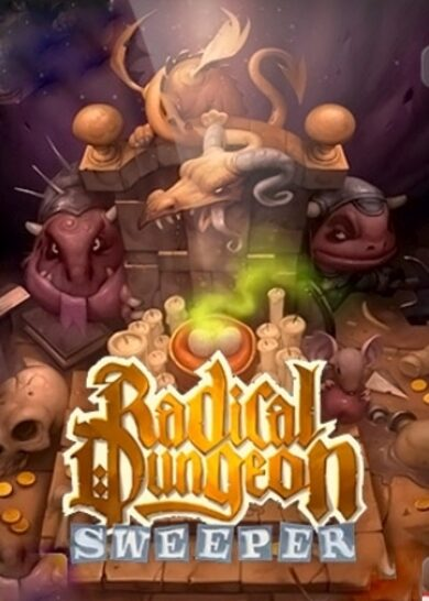 Radical Dungeon Sweeper Steam Key GLOBAL