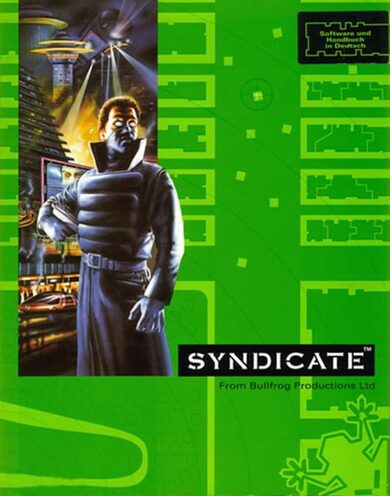 Syndicate (Limited Edition) Origin Key GLOBAL
