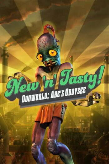 Oddworld: New 'n' Tasty Steam Key GLOBAL