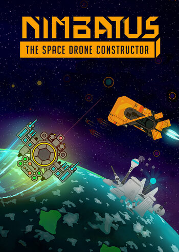 Nimbatus The Space Drone Constructor Steam Key EUROPE
