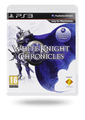 White Knight Chronicles PlayStation 3