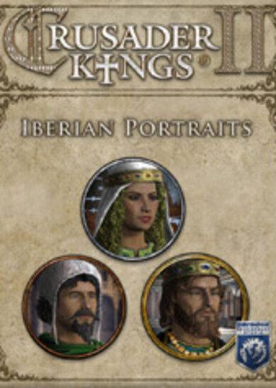 Crusader Kings II - Iberian Portraits (DLC) Steam Key GLOBAL