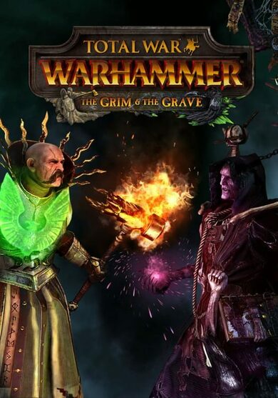 Total War: Warhammer - The Grim & The Grave (DLC) Steam Key GLOBAL