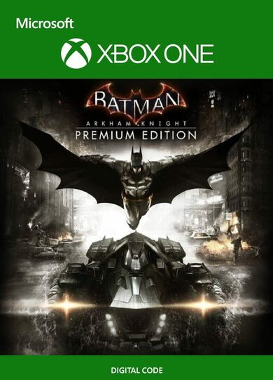 Batman: Arkham Knight (Premium Edition) (Xbox One) Xbox Live Key EUROPE