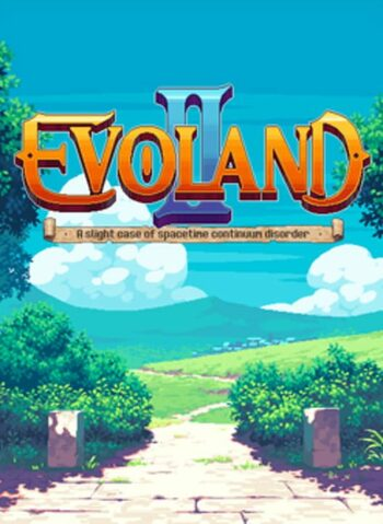 Evoland 2 Steam Key GLOBAL