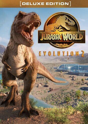 Jurassic World Evolution 2 Deluxe Edition Steam Key GLOBAL