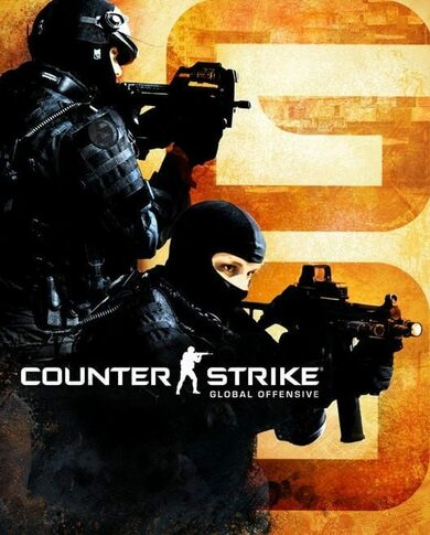 Counter Strike: Global Offensive Steam Key ASIA