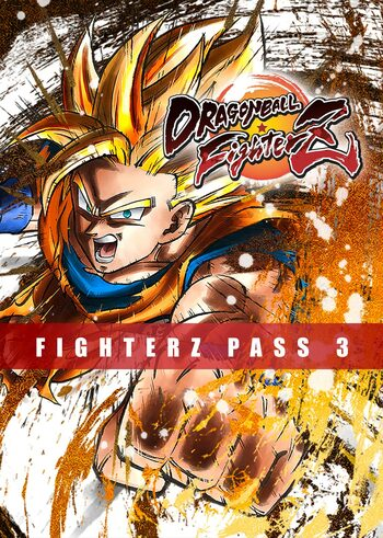 Dragon Ball FighterZ - FighterZ Pass 3 (DLC) Steam Key GLOBAL