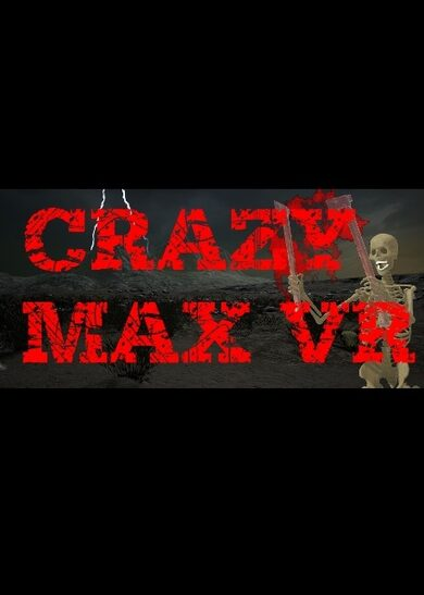 Crazy Max VR Steam Key GLOBAL