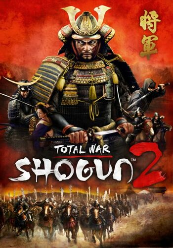 Total War: Shogun 2 (Gold Edition incl. Fall of the Samurai) Steam Key GLOBAL