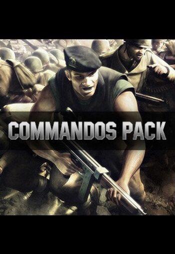 Commandos Pack Steam Key GLOBAL