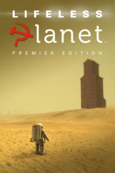Lifeless Planet (Premier Edition) Steam Key GLOBAL