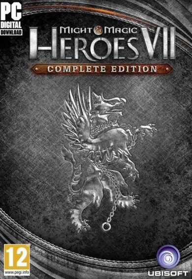 Might & Magic Heroes VII Complete Edition Uplay Key GLOBAL