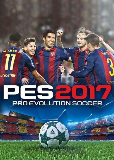 Pro Evolution Soccer 2017 Steam Key GLOBAL