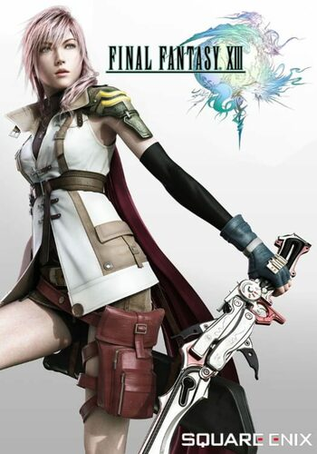Final Fantasy XIII Steam Key GLOBAL
