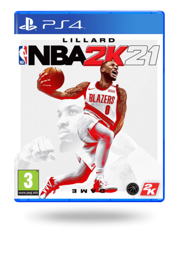 NBA 2K21 PlayStation 4