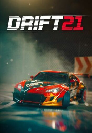 DRIFT21 Steam Key GLOBAL
