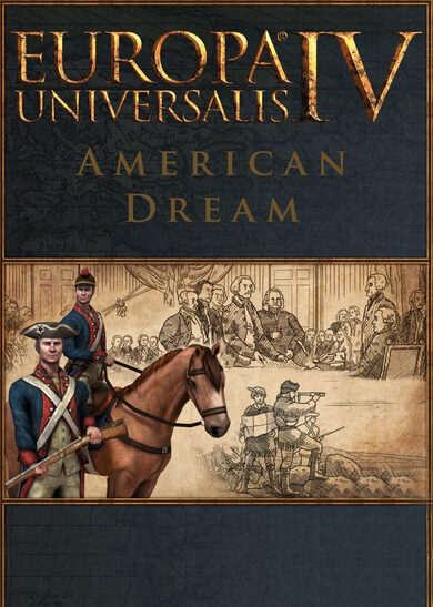 Europa Universalis IV - American Dream DLC Steam Key GLOBAL