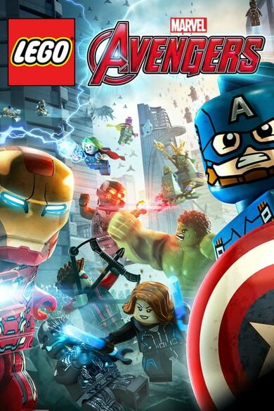 LEGO: Marvel's Avengers (Deluxe Ediiton) Steam Key GLOBAL