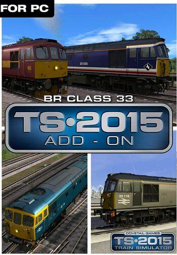 Train Simulator: BR Class 33 Loco (DLC) Steam Key GLOBAL