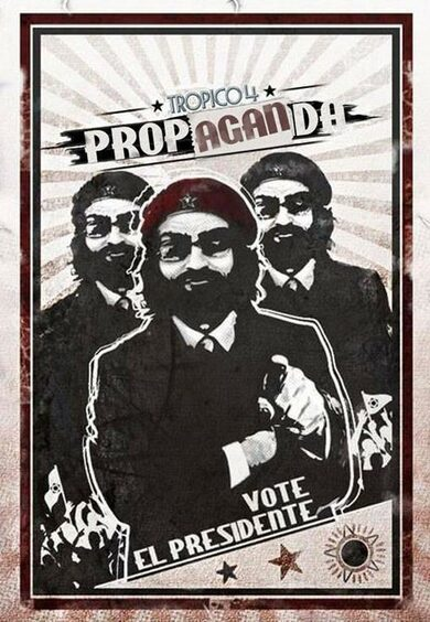Tropico 4: Propaganda! (DLC) Steam Key EUROPE