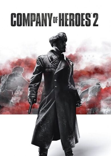 Company of Heroes 2: Soviet Commander - Conscripts Support Tactics (DLC) Steam Key GLOBAL