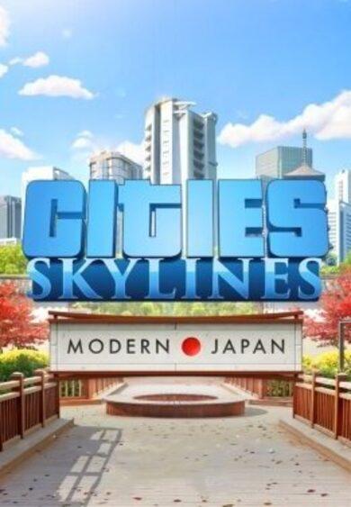 Cities: Skylines - Content Creator Pack: Modern Japan (DLC) Steam Key GLOBAL