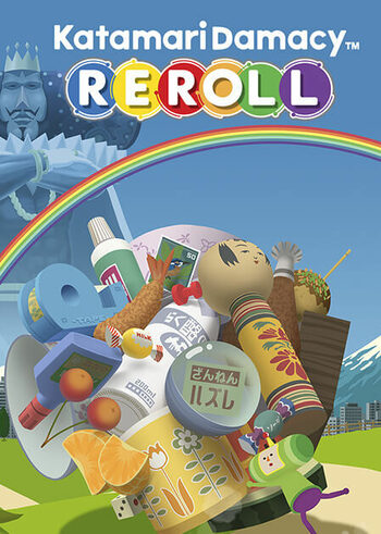 Katamari Damacy Reroll Steam Key GLOBAL